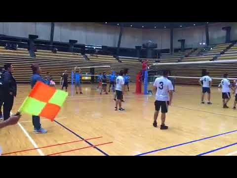 Galkot Sports Club 4th Running Volleyball Competition Live Japan