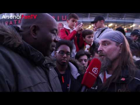Arsenal 2 Burnley 1 | Bully Gives His Unbiased Opinion On The Refs Performance.