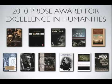 2010 PROSE Awards - Part 4 of 7