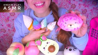★ASMR★ Squishy Shop Roleplay - let me find the PERFECT SQUISHY for you | Dream Play ASMR