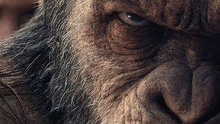 Планета обезьян 2017 на русском языке. Трейлер. Обзор kinogo-hd.net