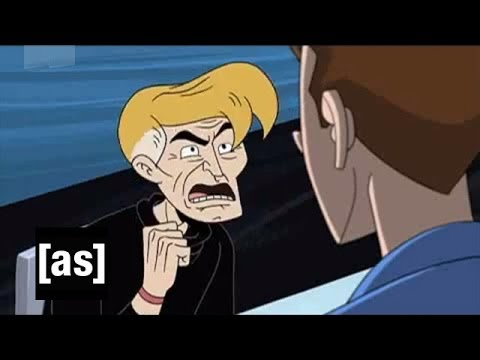Just Say the Word!   The Venture Bros.   Adult Swim