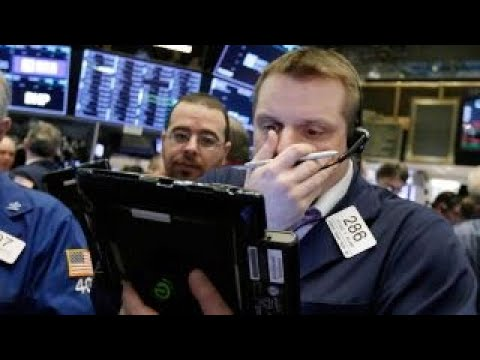 US stocks tumble over fears of trade war