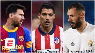 La Liga Title Race Heats Up! Will Atletico Madrid Hold Off Real Madrid & Barcelona?   ESPN FC