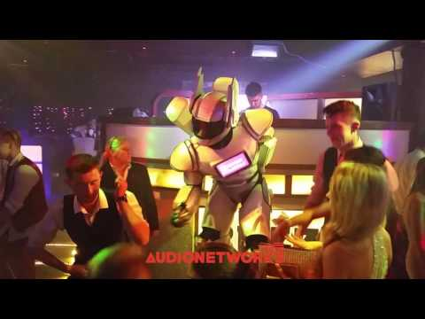 Robot-TED The Dancer