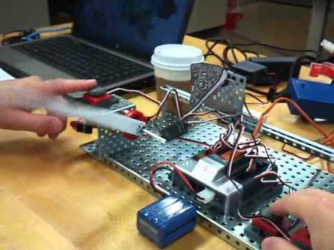 VEX Robotics toll booth  YouTube