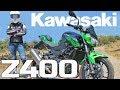 Kawasaki Z400 2019 | Prueba A Fondo