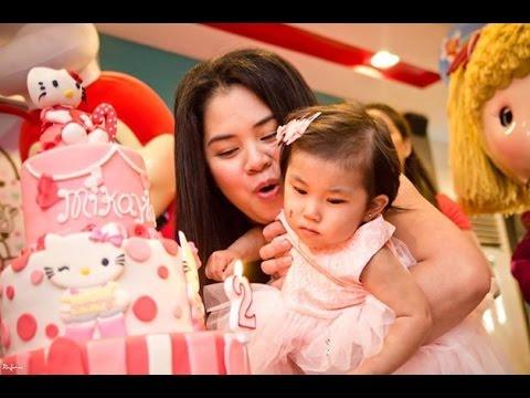 Mikayla Angelique S Hello Kitty 2nd Birthday Party Rio Jones
