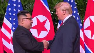 [KOREA NET] The historic meeting [U.S. - DPRK summit 2018]