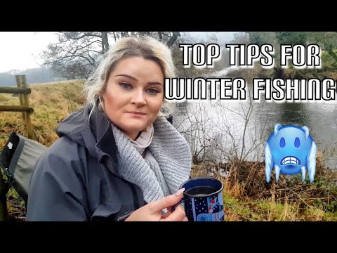 Top 5 Tips: Winter UK River Fly Fishing