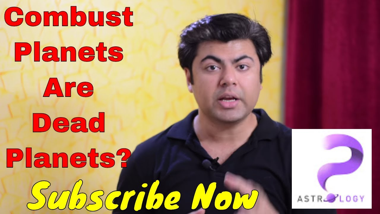 Combust (ASTA) Planets in Vedic Astrology is ineffective? Analysis by  Punneit