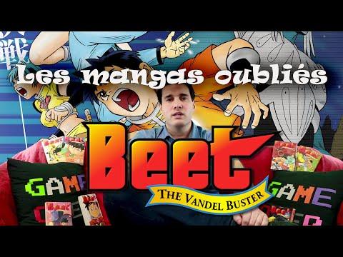 Les Mangas Oubliés : Beet The Vandel Buster