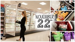 COME GROCERY SHOPPING WITH ME // BRIANARAE VLOG
