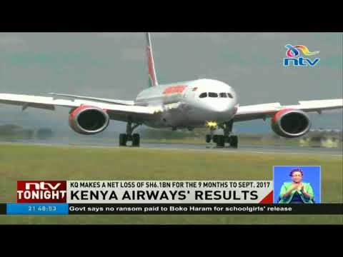 Impact of Kenya Airways' direct flights to the US will be felt in 2019