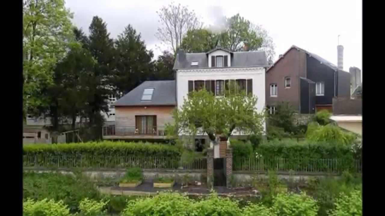 A vendre jolie maison de centre ville harfleur proximit le havre 76 - Maison de ville le havre ...