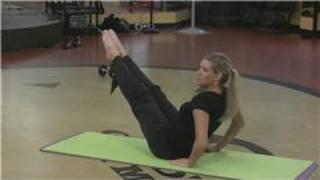 Pilates Exercises : Pilates Stomach Exercises While Sitting