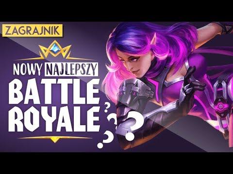 Nowy, najlepszy Battle Royale? - Realm Royale