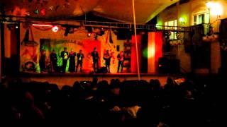 Participación del  Mariachi Alazán de los reyes Acozac  en las fiestas patrias de Ozumbilla 2013  V5