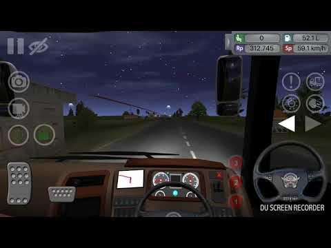 Simulator Bus. DEWI SRI. Om koploin om..!!!