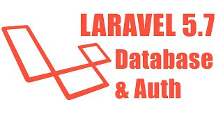 Setting Database dan Membuat Auth - Laravel Indonesia