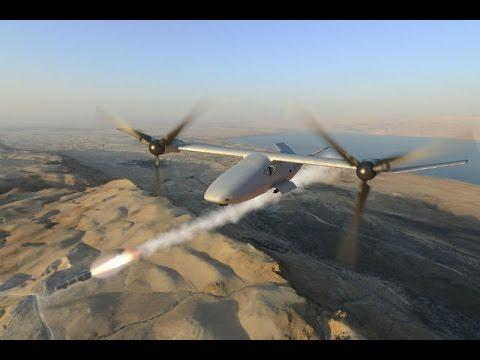 V 247 Vigilant UAV - Osprey Design