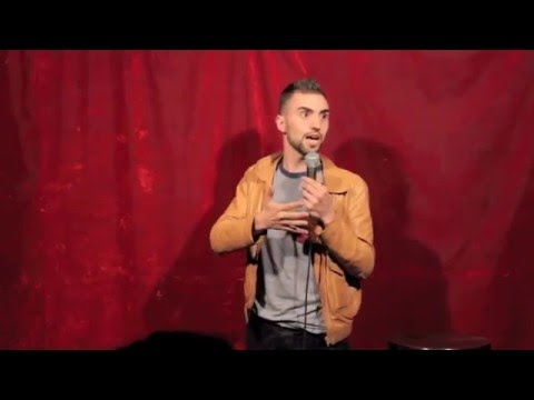 Simon Taylor - Stand Up set in New York