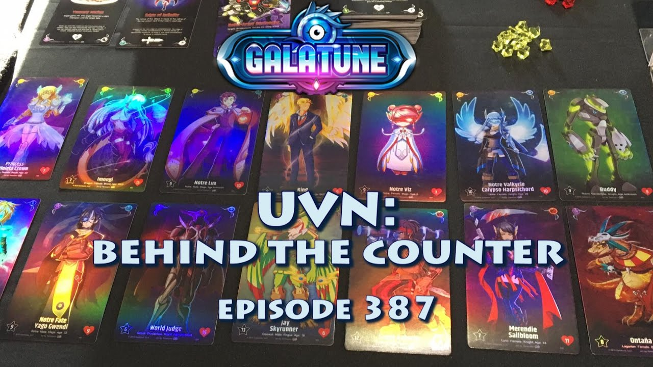 UVN: Behind the Counter 387