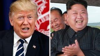 Trump warns North Korea