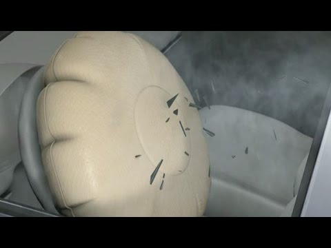 Millions affected by exploding airbag recall