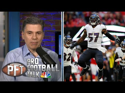 New York Jets changing defense with Anthony Barr, C.J. Mosley | Pro Football Talk | NBC Sports