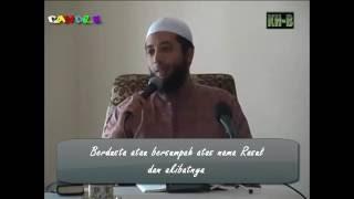 Berdusta atau bersumpah atas nama Rasul dan akibatnya | DR. Khalid Basalamah, M.A