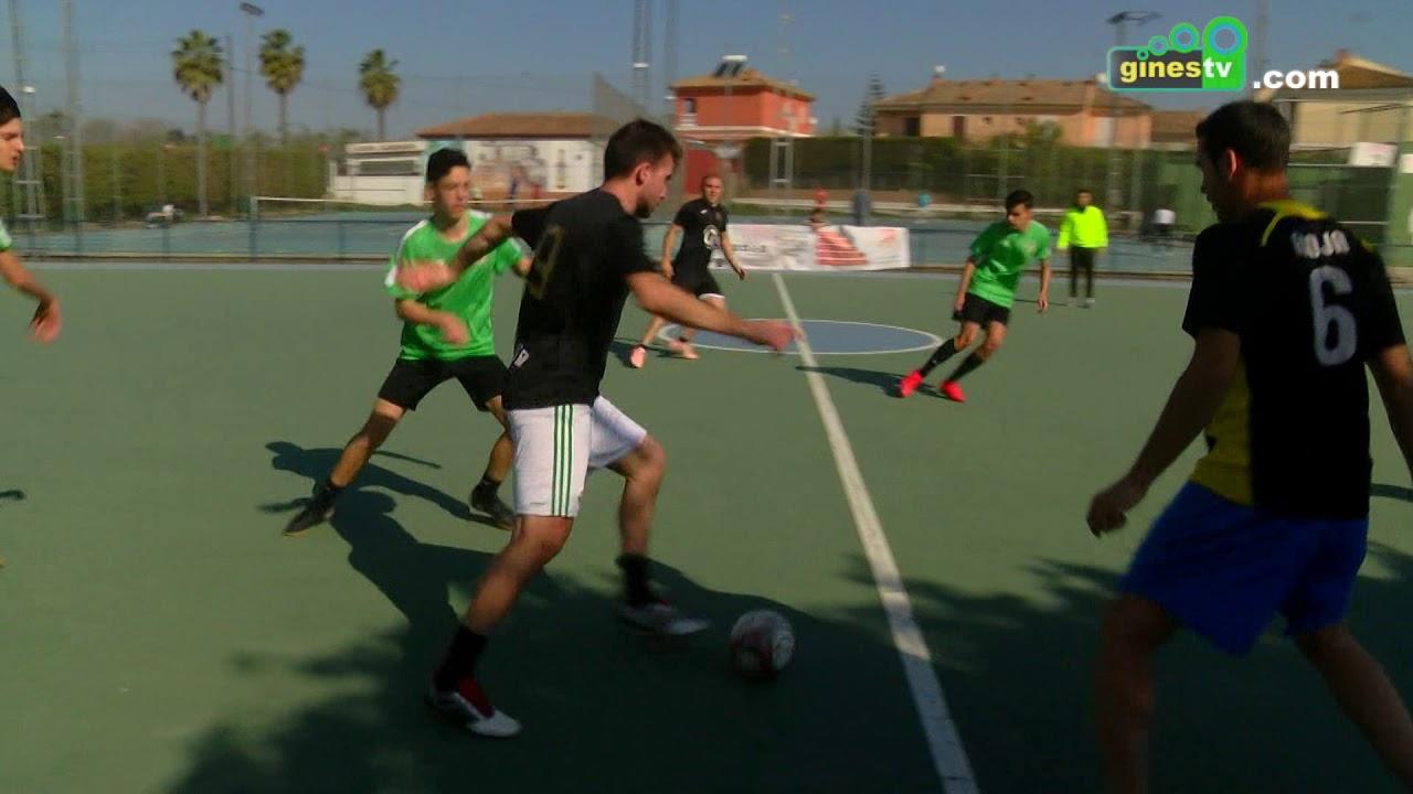 La liga regular de fútbol sala masculino finalizó este fin de semana con gran aceptación