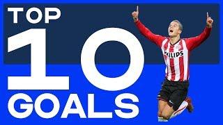 TOP 10 | De mooiste goals van Ibrahim Afellay