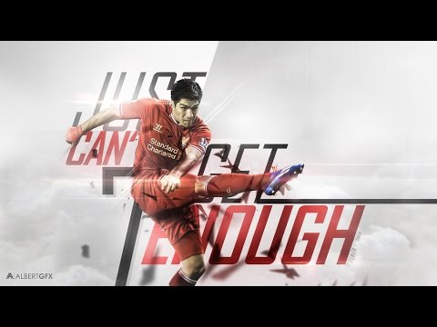 Luis Suarez - The Perfect Striker - Liverpool FC ● HD