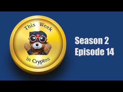 TWIC S2E14 | Brawker | Blockchain | Denarium | Leetcoin | Bitrefill