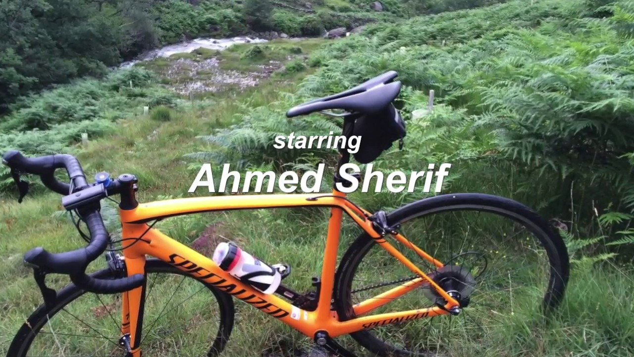 6aacbfb9b8b Specialized Tarmac Sport Review - YouTube