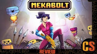 MEKABOLT - PS4 REVIEW (Video Game Video Review)