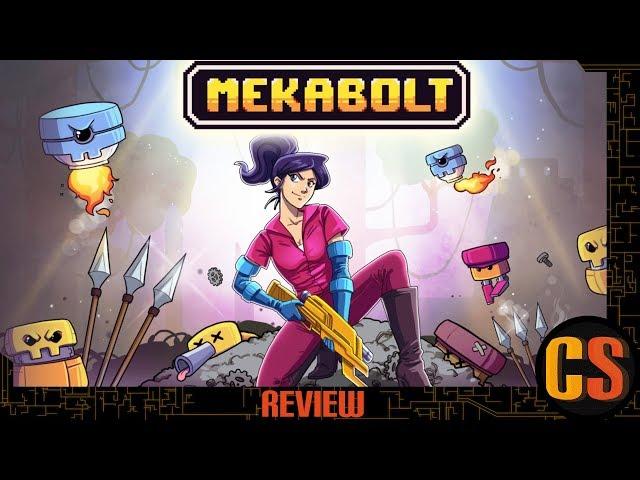 MEKABOLT - PS4 REVIEW