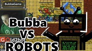 [Tibia] bubba vs robots