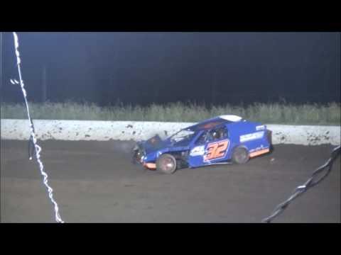 Skyline Speedway Greg Schilling Memorial Modified Feature 6-9-17