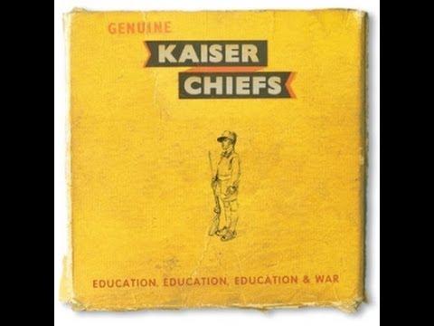 Kaiser Chiefs - Ruffians On Parade