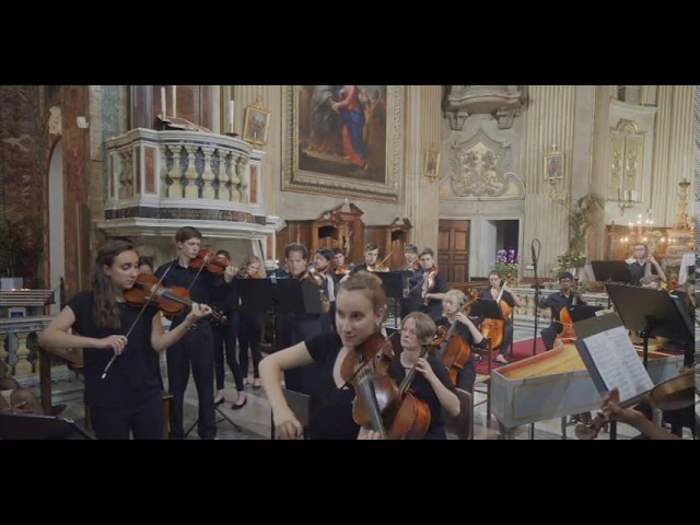 08 DHS Baroque Ensemble Europe Tour 2017 Vivaldi   Concerto Grosso RV 565