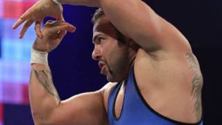 WWE Superstars: Santino vs. Jack Swagger