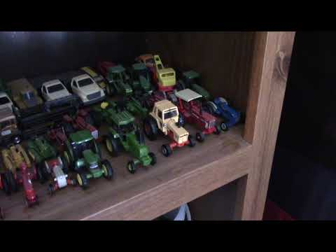 A Tour Of My Toy Tractor Collection