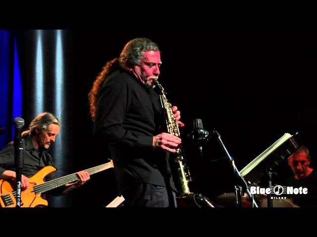 Javier Girotto & Aires Tango - Alborada - Live @ Blue Note Milano