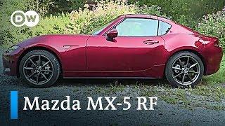 Nischenliebling Mazda MX-5 RF | Motor mobil