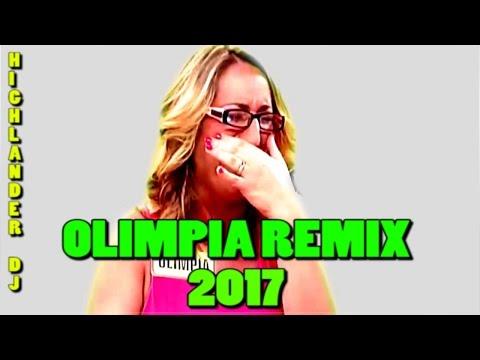 OLIMPIA - LE CORDE VOCALI  CHE ASSOMIGLIANO AD UN VIOLINO (HIGHLANDER DJ)