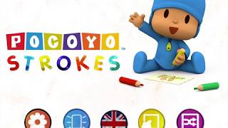 APP: Pocoyo Pre-Writing Lines & Strokes for Kids