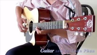 Sao đổi ngôi - Đan Trường - Guitar solo