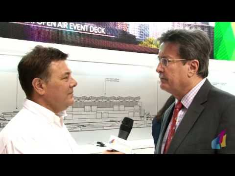MEA Interview with Geoff Donaghy CEO ICC Sydney